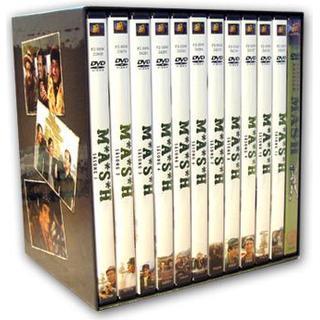 MASH: Säsong 1-11 + Filmen (35DVD) (DVD Box: 2010)