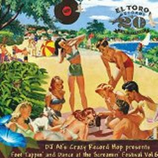 Various Artists - Foot Tappin' And Dance At Screamin' Festival Vol. 6