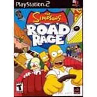 Simpsons : Road Rage