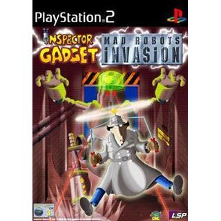 Inspector Gadget : Mad Robots Invasion
