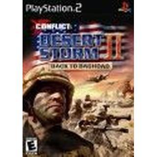 Conflict : Desert Storm 2 : Back To Baghdad