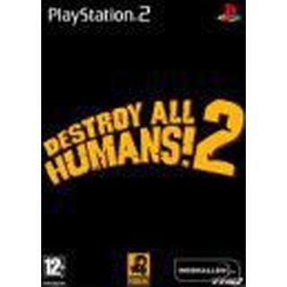 Destroy All Humans! 2