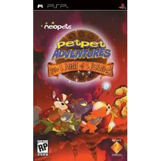 Neopets: Petpet Adventures - The Wand of Wishing