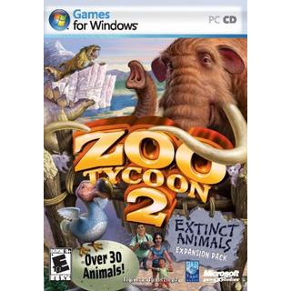 Zoo Tycoon 2: Extinct Animals Expansion