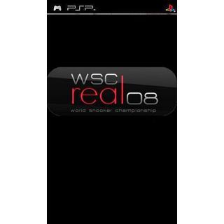 WSC Real 08: World Snooker Championship 2008