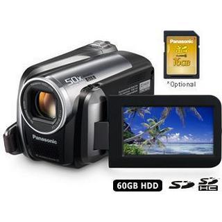 Panasonic SDR-H60 60GB