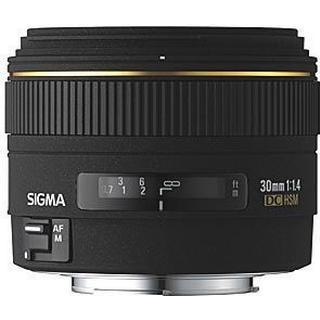 Sigma 30mm F1.4 EX DC HSM for Nikon/Fujifilm