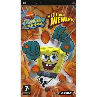 SpongeBob SquarePants : The Yellow Avenger