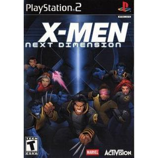 X-Men : Next Dimension