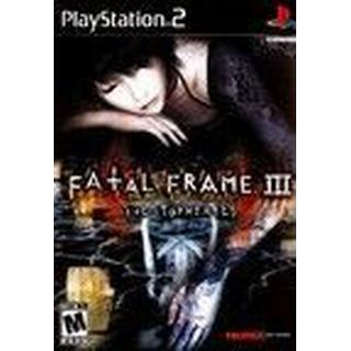 Project Zero III: The Tormented (Fatal Frame III: The Tormented)