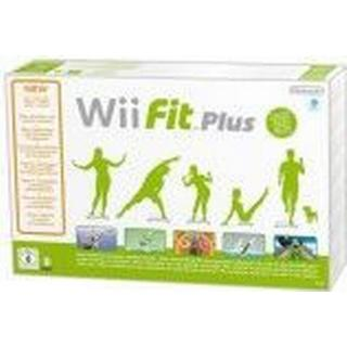 Wii Fit Plus (with Balance Board)