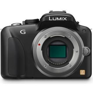 Panasonic Lumix DMC-G3 Black