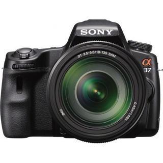 Sony Alpha 37M + 18-135mm