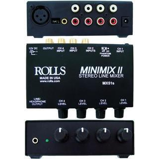 Rolls MX51s