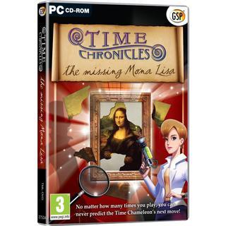 Time Chronicles: The Missing Mona Lisa PC • Se priser (1 ...