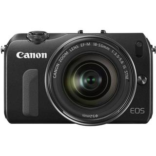 Canon EOS M + 18-55mm IS STM