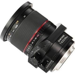 Samyang T-S 24mm F3.5 ED AS UMC for Pentax K