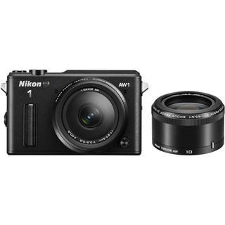 Nikon 1 AW1 + 10mm + 11-27.5mm