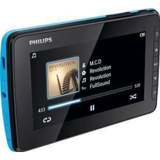 Philips GoGear Video 4.3 SA4VD408AF 8GB
