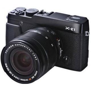 Fujifilm X-E1 + 18-55mm