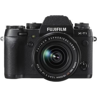 Fujifilm X-T1 + 18-55mm IS
