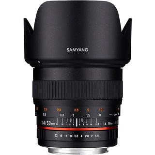 Samyang 50mm F1.4 AS UMC for Fujifilm X