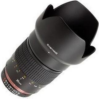 Samyang 35mm F1.4 AS UMC for Fujifilm X