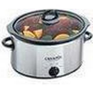Crock Pot Polished Slow Cooker 3.5L