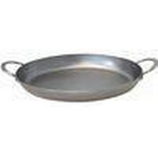 De Buyer Mineral B Element oval Stekpanna 36 cm
