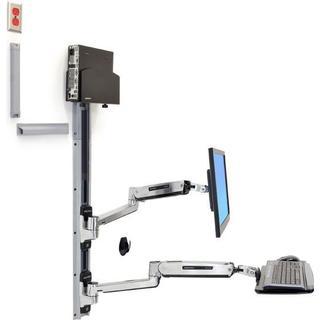Ergotron LX Sit-Stand Wall Mount 45-359-026