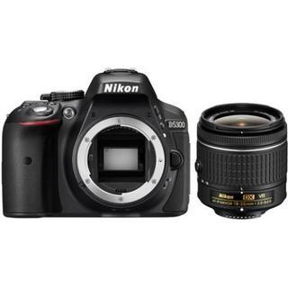 Nikon D5300 + AF-P DX 18-55mm F3.5-5.6G VR
