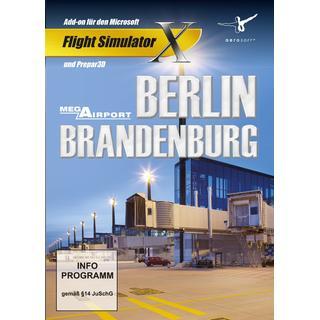 Microsoft Flight Simulator X & Prepar3D: Mega Airport Berlin-Brandenburg