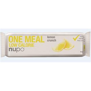 Nupo One Meal Bar Lemon Crunch 60g 1 st