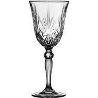 Lyngby Melodia Vitvinsglas 21 cl 4 st