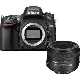 Nikon D610 + 50mm