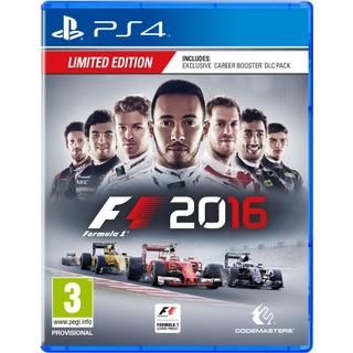 F1 2016 - Limited Edition