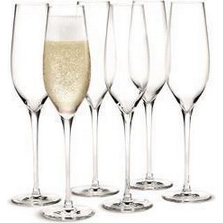 Holmegaard Cabernet Champagneglas 29 cl 6 st