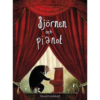 Björnen och pianot (Inbunden, 2016)
