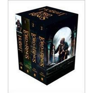 The Hobbit And The Lord Of The Rings: FTI Boxed Set (Pocket, 2014)