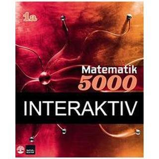 Matematik 5000 Kurs 1a Röd Lärobok Interaktiv (Övrigt format, 2014)