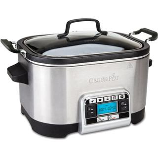 Crock Pot Digital Slow and Multi Cooker 5.6L