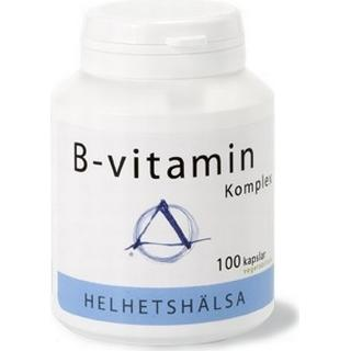 Helhetshälsa B-vitamin Complex 100 st