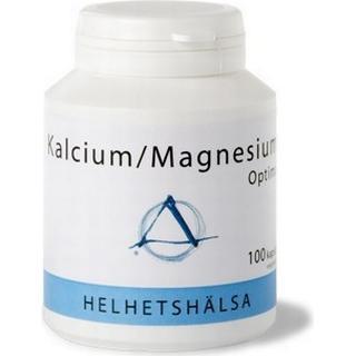 Helhetshälsa Magnesium / Calcium 100 st