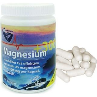 Omnisympharma Magnesium + 300 60 st