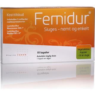 Pharmaforce Femidur 10 st