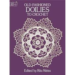 Old Fashioned Doilies to Crochet (Pocket, 1987)