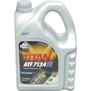 Fuchs Titan ATF 7134 FE 4L Automatlådsolja