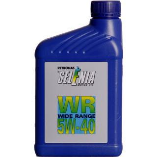 Selenia WR 5W-40 Diesel 1L Motorolja