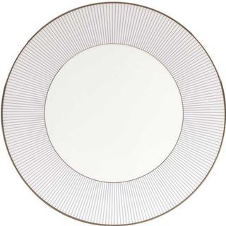 Wedgwood Pin Stripe Flat tallrik 27 cm