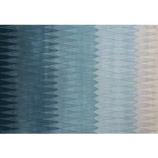 Linie Design Acacia (200x300cm) Blå